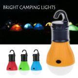 Lampe de feux de camp Outdoor pendaison tente une lumière douce lampe SOS