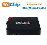 Rk3228 contenitore astuto Showbox S95 di Android 7.1 1GB+8GB TV