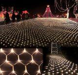 Luz líquida do diodo emissor de luz da boa decoração ao ar livre barata do Natal de Ce/RoHS