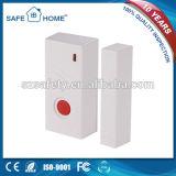 Impianto antifurto domestico con l'interruttore magnetico senza fili