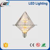 MTX LED Bombilla de ahorro de energía ST6 4W Bombilla LED Arte Decoración lámpara de luz E27