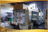 6 Farbe HochgeschwindigkeitsFlexo Drucken-Maschine mit keramischem Anilox