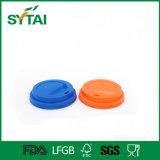 Крышки нестандартной конструкции Disposbale высокого качества пластичные для бумажного стаканчика