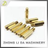 Piezas de cobre amarillo H59 de la maquinaria por encargo del CNC