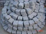Cobblestone naturale del granito/pietra per lastricati per il giardino esterno/paesaggio/passaggio pedonale