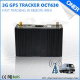 macchina fotografica di sostegno dell'inseguitore del veicolo di 3G GPS con la piattaforma d'inseguimento in linea