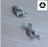 Ecrou-papillon de l'acier inoxydable DIN314/ecrou-papillon de guindineau