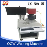 Soldadura quente do metal da máquina de soldadura do laser da fibra de 150W Qcw