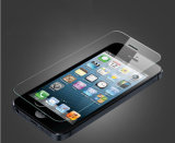 電話アクセサリのiPhone 5 5s/Seのための2.5Dによって曲げられる端の超薄い泡自由に緩和されたガラススクリーンの保護装置