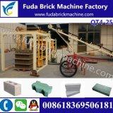媒体Qt4-25のフルオートの縁の石のブロックの機械または舗装の煉瓦機械