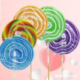 máquina irregular comercial profesional del Lollipop