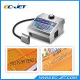 Impresora de inyección de tinta portable industrial de la impresora para la fecha de vencimiento (EC-DOD)