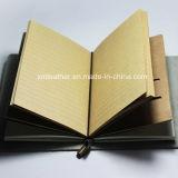 Papeterie en cuir avec porte-stylo pour cadeau professionnel