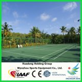 Mat van de Vloer van de Sporten van het Tennis van de Materialen van de opleiding de Apparatuur Gerecycleerde Rubber