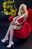 WeihnachtenCospaly reizvolle Puppe-lebensechte Silikon-Geschlechts-Puppe-erwachsene Puppe-Liebes-Puppen für männliche Puppe