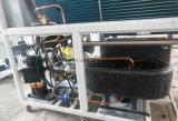 Prueba de explosión 28kw 80c Agua caliente de aire para calentar la bomba de calor China
