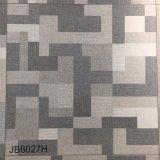 Gewebe-Entwurfs-grauer Farben-Porzellan-Fliese-Fußboden (JB6022)