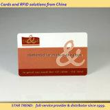 Cartão da lealdade do teatro feito do PVC com listra magnética (ISO 7811)
