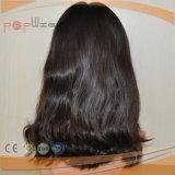 ヨーロッパの毛の不足分の皮のかつら(PPG-l-01891)