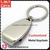 Metal feito sob encomenda Keychain da promoção com abridor de frasco