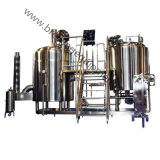 Bierbrouwen van de Apparatuur van de Brouwerij van de Apparatuur van de Brouwerij van het huis het Kleine Mini