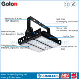 Fournisseur de Chine Bon Price Modular Fin Aluminium Housing EU Us Au UK 200W LED Flood Light avec fiche