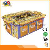 Neu zusammengestellte Schießen-Fang-Tisch-spielende Könige des Schatz-Fisch-Spiels