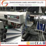 Chaîne de production simple de pipe de PE de boudineuse à vis pour la conduite d'eau