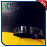 El doble blanco de la fibra de vidrio de Coaded de la espuma negra del PE echó a un lado cinta