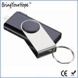 800mAh de draagbare Mobiele Powerbank Lader van de Micro- USB Noodsituatie van de Bliksem met Keychain (xh-Pb-208)