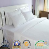 El algodón polivinílico aplicó el conjunto casero blanqueado del Duvet con brocha de /Hospital/ del hotel