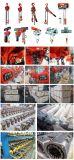 Bloc de chaîne manuel à levage de 4,5 tonnes avec poulie