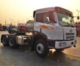 Pista del alimentador de LHD/Rhd 6X4 380HP FAW/carro resistentes del alimentador