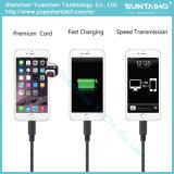 고품질 제조 데이터 iPhone 5/6/7를 위한 비용을 부과 케이블 USB 코드