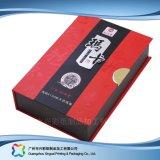De stijve Verpakkende Gift van het Document/Juwelen/Kosmetisch Vakje met Magnetische Sluiting (xc-hbf-009)