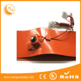 Heizung sogar der heißen gepressten Slicone flexiblen heißen Gummiplatte