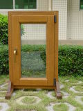 Алюминиевый Casement Windows с Низким-E стеклом