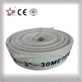 Подкладка PVC шланга разрядки воды холстины