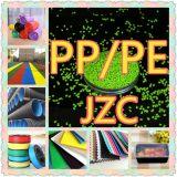 HDPE/LDPE groene Masterbatch voor Gegoten Film