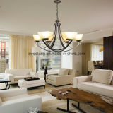Europa-Art-moderne hängende Leuchter-Lampe für Hotel-Projekt