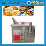 Friteuse profonde de boulangerie de matériel de pommes frites automatiques de pommes chips