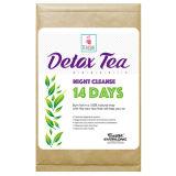 草の健康平らなおなかの茶焼跡の脂肪質の茶解毒の茶(14日間プログラム)