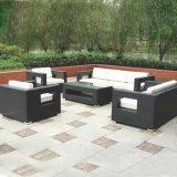 Form-Multifunktionsim freiengarten-Möbel-Rattan-Nichtstuer-Stuhl-liegenbett-Sofa-Set