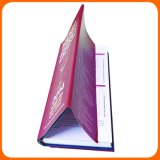 Impresión de cartón cubierta impresa a todo color libro de tapa dura