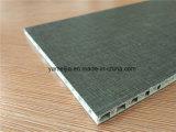 El laminado negro mate HPL del Formica hizo frente a los paneles del panal para el uso marina
