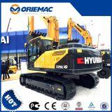 Máquina escavadora Hyundai Digger R225LC-7 de China mini máquina escavadora de 22 toneladas