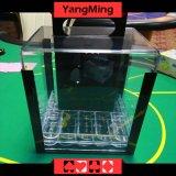 Acrylschürhaken-Chipträger mit Tellersegmenten - Einflüsse 1000 bessert das 40mm Kasino-Schürhaken-Chips Ym-Tx01 aus
