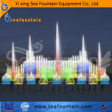 Fontaine flottante de style européen en acier inoxydable