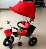 販売(ly56)のための3人のカラー子供のベビーカーのベビーカー