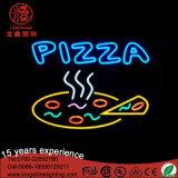 Im Freien helles kundenspezifisches Neonzeichen für Nahrungsmittelsystem Avertising Dekoration